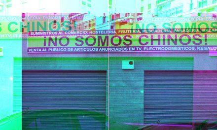 Ser (chin@) y tener (un comercio en Barcelona)