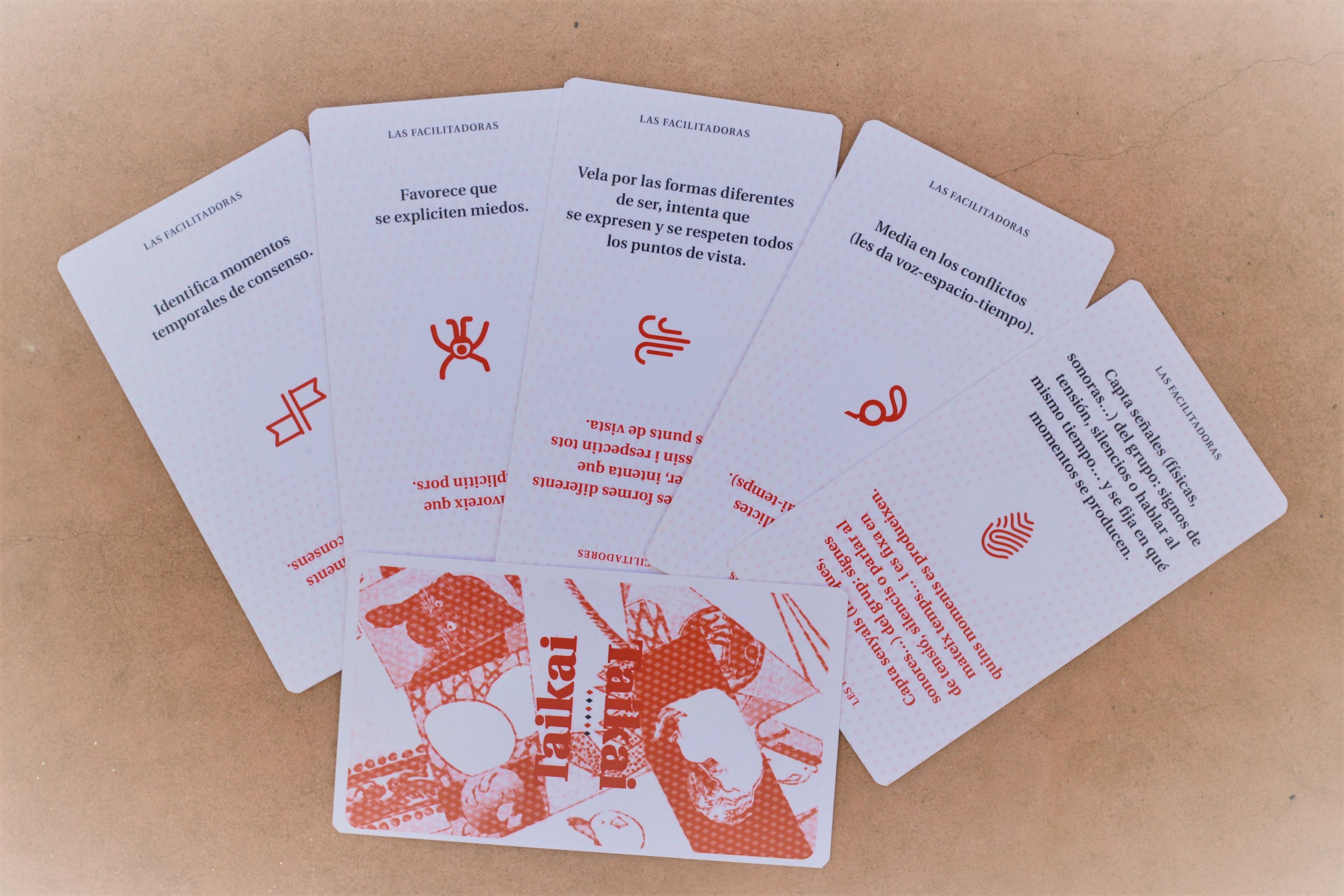 Cartas del Taikai: las Facilitadoras